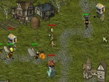 Tower-defense-game-in-a-village-with-bees